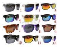 12 colors o coating sunglasses HB sunglasses mens sport  cycling sunglasses