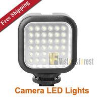 Godox Led36 Professional SLR Outdoor Photo Light Adjustable LED Lights Wedding Video Lights free shipping