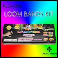 New Crazy  Loom Bands Set Box