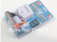 60sets/lot MIGHTY LIGHT LED Sensor Light Indoor & Outdoor Light Bulb Motion Sense IN Retail Package