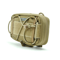 Maxgear retinue of two-way module tactical waist pack multifunctional sundries bag storage bags