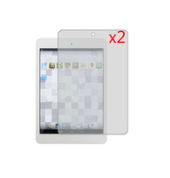 "2xNew LCD Clear Screen Protector Film Films Guards For HP Compaq 8 HP 8 1401 1400 7.85"" inch Tablet PC"