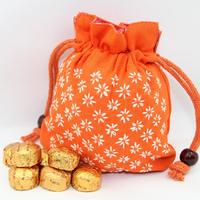 Beautifully packaged cloth bag pu er tea,chinese yunnan Mini Tuo puer fit tea,Green organic puerh Pu'Er Tea