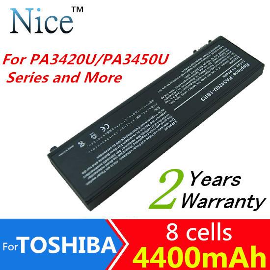 PA3420U-1BAC PA3420U-1BAS PA3420U-1BRS PA3450U-1BRS Laptop battery For Toshiba Satellite L100 L10 L15 L20 L30 L35 Series(China (Mainland))