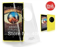 Original Imak Ultrathin Wearable Crystal Clear Protective Case Back Cover For Nokia Lumia 1020, Free Shipping