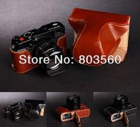 Handmade Retro Real Leather Full Camera Case Bag Cover for FUJIFILM X-Pro1