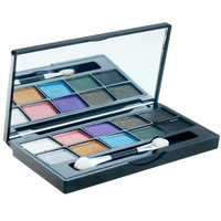 10 Color Mini Eyeshadow Makeup Palette Cosmetics Eye Shadow Set 01#