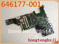 100% original 646177-001 Laptop Motherboard for HP CQ43 CQ57, 100% Tested and guaranteed in good working condition!!