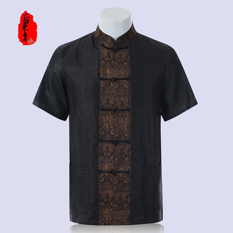 Китайская традиционная кофта L XL XXL XXXL 4XL l 4xl h52