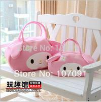 Maternity Baby Diaper Bag Mummy bags Women Handbag Nappy Baby bag for outdoor summer mama and kids Pink adorable handbag