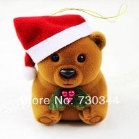 Velvet gift Box, cute bear shape velvet gift box, animal shape jewelry box, sold by lot(10pcs/lot)