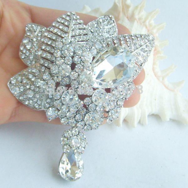 Aliexpress Buy 453 Bridal Costume Jewelry Bouquet Wedding Bridal Rhinestone Crystal