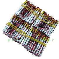 40pcs 3.7V 120 mAh Li-ion Polymer  rechargeable Lithium Li Battery For MP3 MP4 Bluetooth Headset  041030  free shipping