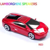 2013 Portable Speaker car model USB Mini MP3 player Supports USB/TF/SD Card,Mobile Sound Box LP700