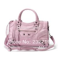New arrival women's bags 2014 women's handbag fashion tassel Medium Large motorcycle bag messenger bag