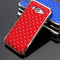Fashion Luxury Bling Diamond Hard Case Xiaomi M2s Cover  For Xiaomi mi2s m2s m2 Case Cover  +Free screen Protector