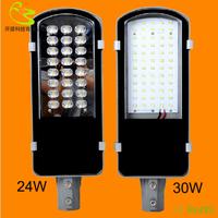 Fedex 30W cree led street light outdoor 85-265V 3900lm 3years warranty waterproof  IP65 graden & road led street light 30w