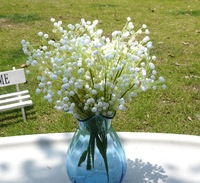 Christmas Decoration Artificial Gypsophila Bouquet Flower Bouquet Display Flower No Vase Plastic Flowers