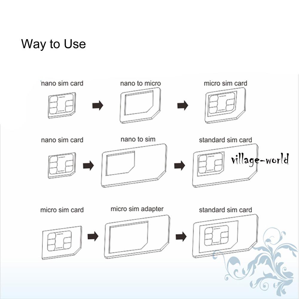 Samsung Standard Sim Micro Standard Sim Adapter