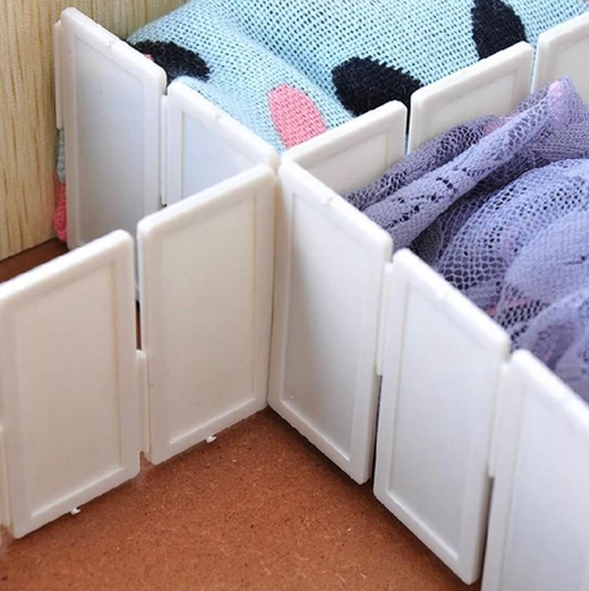 Keuken Lade Organizer : Grid Drawer Divider Storage Organizer
