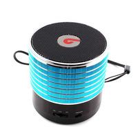 LS QC28 Mini Super Bass Portable Video Speaker Hi-Fi Player Stereo Speakers with Digital Screen Bass For Phones
