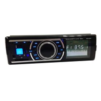 Car Vehicle Audio Stereo in Dash FM Receiver MP3 Player USB SD Card input AUX Fix Panel KSD-6203 Q0177A