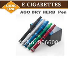 HOT Sale Dry Herb Vaporizer Pen 1500puffs Ago g5 Atomizer E-Cigarette Starter Kit Health Electronic Cigarette Kit (1*Ago)