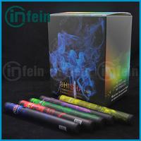 1 pcs Nice SHISHA Time Popular Disposable Electronic Cigarette E Shisha E Hookah 500puffs 5 Colors 5 Flavors ( 1*shisha time)