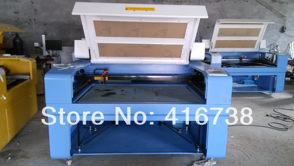 color and touch screen/ acrylic wood mdf laser cutting machine(China (Mainland))