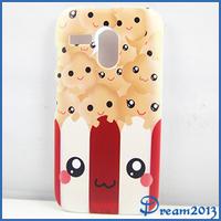 New Fashion Lovely Cartoon Baby Face Hard Rubber Case For Motorola Moto G DVX XT1032 Phone Case