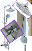 Hc360 shower faucet copper down shower double shower big shower set