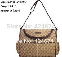 2014 NEW! Fashion Korean Bag Canvas Leisure Casual Shoulder Bags Women Handbags Free shipping baby diaper bags