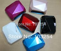 20pcs/lot Free shipping only $51.95/pcs  12 watts CCFL + 24 watts LED lamp  36 Watts diamond led ccfl lamp light  Automatic Open