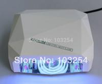 10pcs/lot  only US$48.9 !!!  Free shipping  36 Watts diamond led ccfl lamp light  12 watts CCFL+  24 watts LED Nail Light