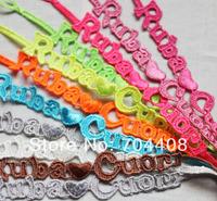 Free shipping - Cheap price 90pcs/LOT 2014 Fashion womenTemperament simple Letter woven Bracelet For Women Fashion Jewelry