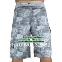 quick-drying Men's beach pants surf pants casual shorts Cool surf silhouette