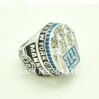 Fans Souvenir Collectibles 2010 National Football League Super Bowl Champion New York Giants Championship Rings