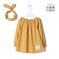 Free shipping+ 2014 spring girls clothing child spring baby top basic shirt one-piece dress clothing