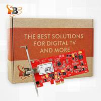 TBS 6922 se dvb-s2 PCI-E HD Satellite TV receiver + free shipping