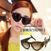 Fashion popular star sunglasses fashion sunglasses 1117 14  10pcs