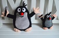 Toys plush toys Freeshipping Toy mole doll plush toy dolls birthday gift christmas gifts 30cm