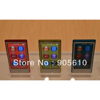 2.0 inch 7th player 32GB mp4 Player with Touch Screen shakable FM Video Ebooker Game free shipping