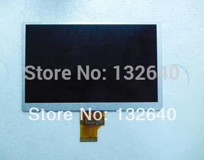 7inch HD TFT Display LCD Screen for MID A100 A500 1024 * 600 LVDS Signal EJ070NA-01J 100%original(China (Mainland))