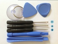 100set/ 800pcs The new 8in1 Opening Pry Tool Screwdriver Repair Kit Set For iPhone 4 4S 3GS iPhone 5 Touch Free Shipping