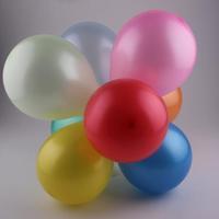 7inch circle balloon wedding pearl balloon style balloon style latex balloon 0.8g  200pcs