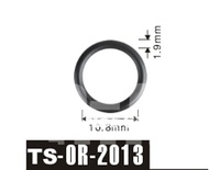 PAM free shipping 200pcs Fuel Injector seal O Ring For Injector TS-2013