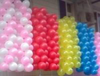 10inch balloon circle balloon matt balloon wedding balloon 120 bag