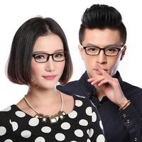 Glasses frame myopia glasses male Women full frame glasses tr90 eyeglasses frame eye box frames female ultra-light