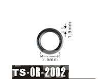 PAM free shipping 500pcs Fuel Injector O Ring For  Car's Injector Injector Repair Kits TS-2002