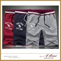Free Shipping Summer Men Sports Pants Fashion Casual Elastic Waist Men Pants 4XL 5XL